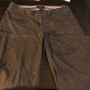 Banana Republic Size 6 Martin Fit Flare Pants
